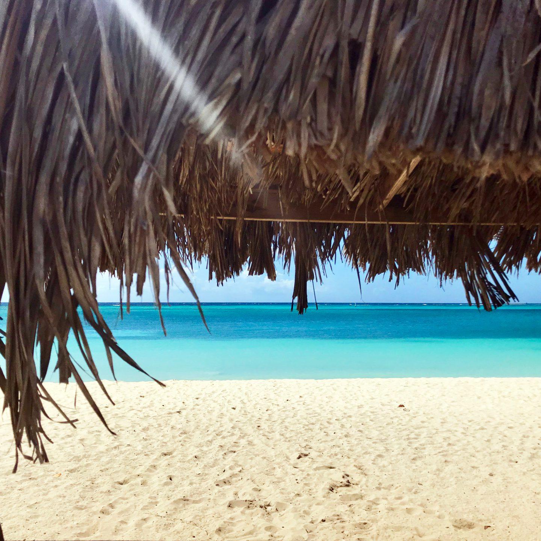 Met je kinderen heerlijk naar Aruba